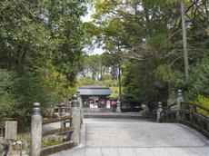 宮橋から神門